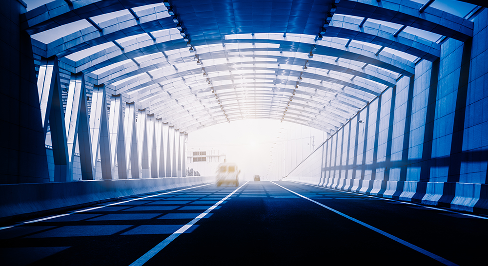 Is there light at the end of the lending tunnel?